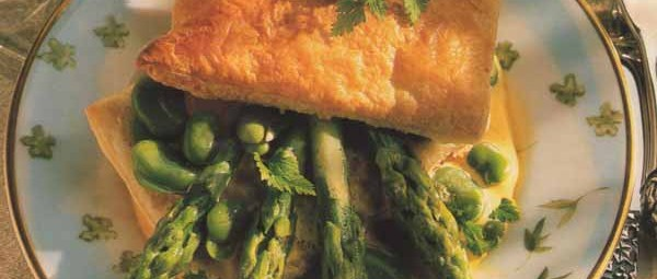 Asperges vertes en mousseline d orange au paprika blogs for Mousseline en cuisine