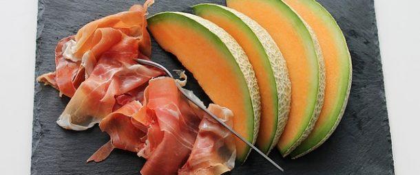 melon-jambon