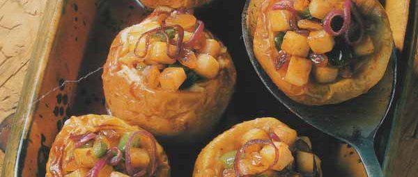 Pommes au four la patate douce recettes d 39 hubert - Technique culture patate douce ...